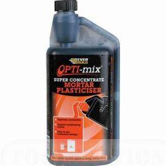 Everbuild Opti-Mix Mortar Plasticiser 1L
