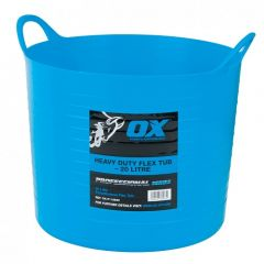 Ox Pro Heavy Duty 20L Flexi Tub Ox-P110620