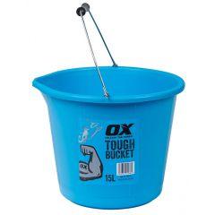 OX Pro Tough 15L Bucket - P112315
