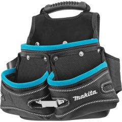 Makita Blue Collection 3 Pocket Fixing Pouch - P-71766