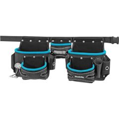 Makita Blue Collection 3 Pouch Belt - P-71772