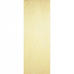 """Paint Grade Internal Ply Flush Door 6'6"""""""