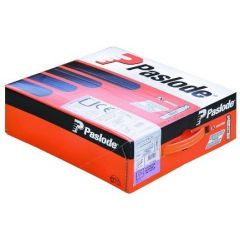 Paslode Nail Fuel Pack Straight Galv Plus Finish 90mm