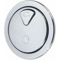 Dudley Vantage Cistern Round Button