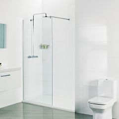 Roman 900 Corner Wet Room Panel 10mm - V10SP913S