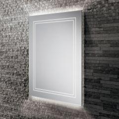 HIB Outline 50 LED Bathroom Mirror
