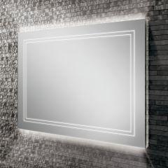 HIB Outline 80 LED Bathroom Mirror
