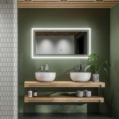HIB Element 120 LED Bathroom Mirror