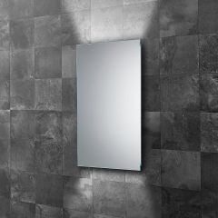 HIB Aura 50 LED Bathroom Mirror