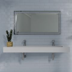 HIB Georgia 120 Bathroom Mirror