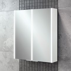 HIB Xenon 60 Mirrored Bathroom Cabinet