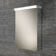 HIB Flux Mirrored Bathroom Cabinet