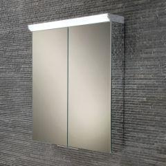 HIB Flare Mirrored Bathroom Cabinet
