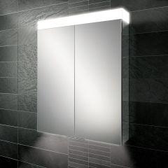 HIB Apex 60 Mirrored Bathroom Cabinet