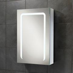 HIB Stratus 50 Mirrored Bathroom Cabinet