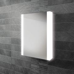 HIB Paragon 50 Mirrored Bathroom Cabinet