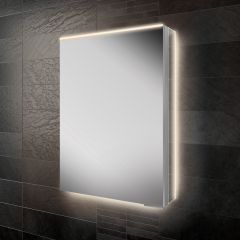 HIB Ether 50 Mirrored Bathroom Cabinet