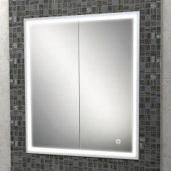 HIB Vanquish 60 Mirrored Bathroom Cabinet