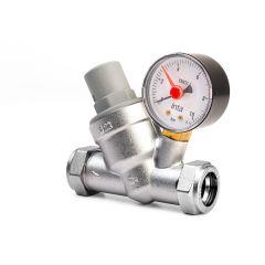 15mm Inta Pressure Reducing Valve & Gauge - PRV22331510.1