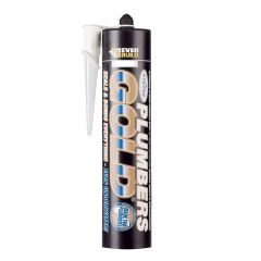 Everbuild Plumbers Gold Sealant and Adhesive 290ml