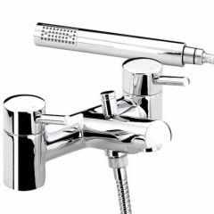 Bristan Prism Bath Shower Mixer Chrome - PM BSM C