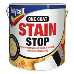 Polycell One Coat Stain Stop 1L