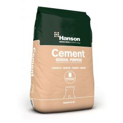 Hanson Cement 25kg Bag