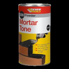 Everbuild 208 Powder Mortar Tone 1kg Black