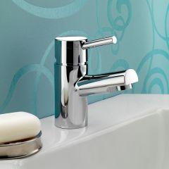Bristan Prism Mono Basin Mixer tap - No Waste PMBASNWC
