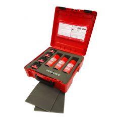 Rothenberger ROFROST Rapid Pipe Freezer Kit with 3x150ml Freezer Sprays – 1000003035