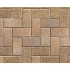 Marshalls Standard Concrete Block Paving (50 per m2)-Bracken