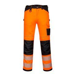 TPPW054P-1-Portwest-Work-Trousers-Orange/Black