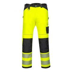 TPPW053P-1-Portwest-Work-Trousers-Yellow/Black