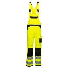 Portwest Hi-Vis Bib and Brace - Yellow/Black