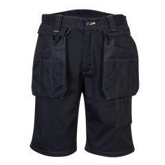 TPPW161P-1-Portwest-Shorts-Holster-Pockets-Black