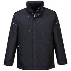TPPW146P-1-Portwest-Winter-Jacket-Black