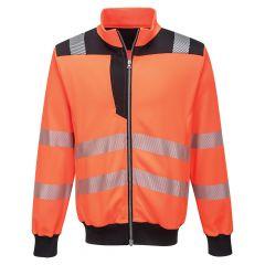 TPPW081P-1-Portwest-Hi-Vis-Jumper-Orange/Black