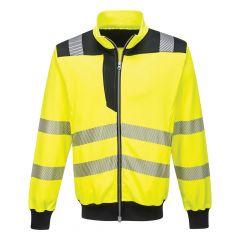 TPPW082P-1-Portwest-Hi-Vis-Jumper- Yellow/Black