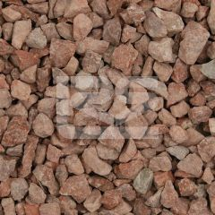 LRS Poly Bag Red Granite 20mm