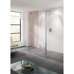 Lakes Riviera Walk In Shower Panel 1400x2000mm - LK811140S