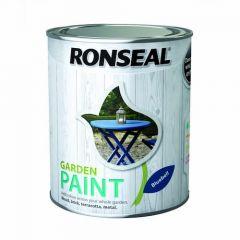 Ronseal Garden Paint Bluebell 2.5 Litres