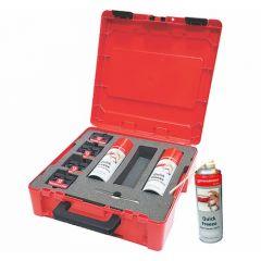 Rothenberger Rofrost Rapid Pipe Freezer c/w 3x150ml Freezer Sprays - 1000003035