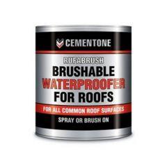 Bostik Rufabrush Roof Waterproofer 5L - 15508