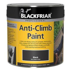 Rust-Oleum Blackfriar Anti Climb Paint