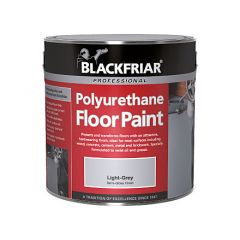 Rust-Oleum Blackfriar Poly Floor Paint