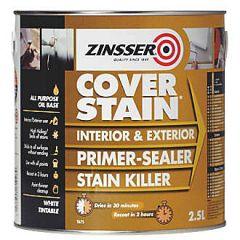 Rust-Oleum Zinsser Cover Primer Sealer Stain