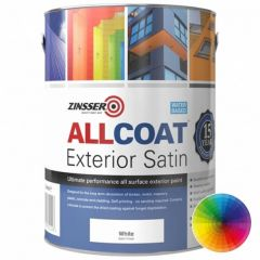 Rust-Oleum Zinsser AllCoat Exterior Water Based Paint