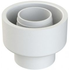 WC Cone External White - A2003AA