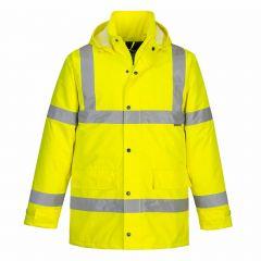 TPPW204P-1-Portwest- Hi-Vis-Traffic-Jacket- Yellow