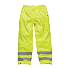 Dickies Highway Safety Trousers Saturn Yellow - SA12005